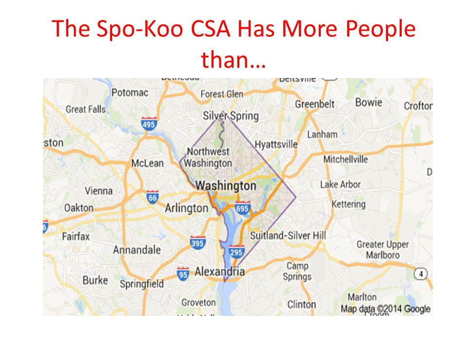The Spo-Koo CSA Has More People than…