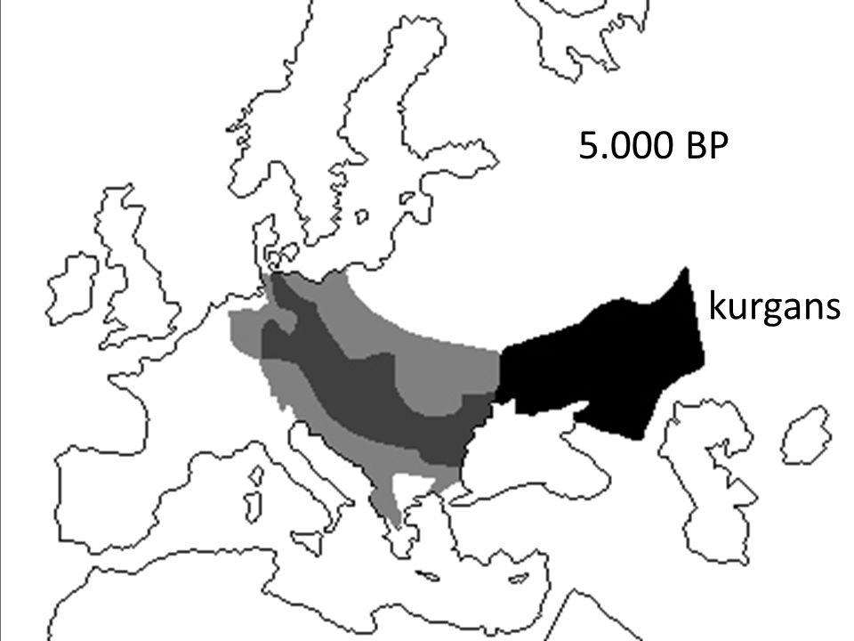 kurgans 5.000 BP