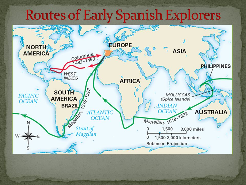 Besides gold and silver, ships from the Americas brought corn, potatoes, chocolate, and raw materials to Spain.