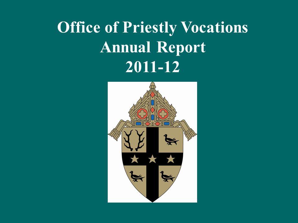 ~ 2012-13 AOD Seminarians ~ Central Region- 6 Seminarians Renaissance- Grotto (2), St.