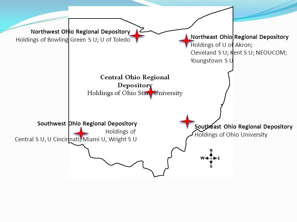 Northwest Ohio Regional Book Depository