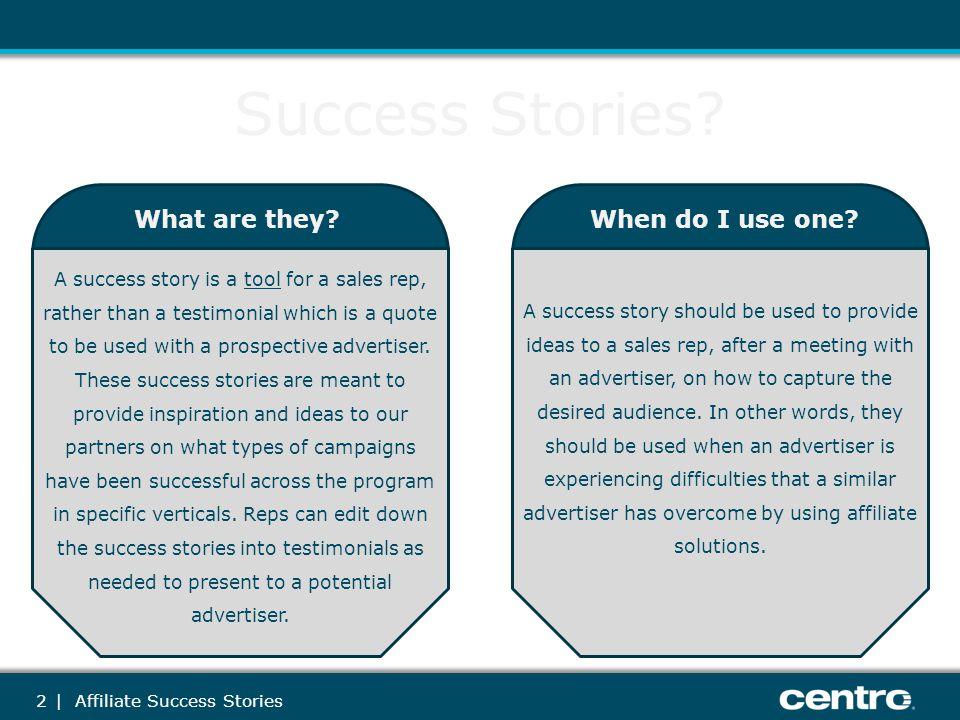 3 Vertical Entertainment Vertical:: Entertainment   Affiliate Success Stories