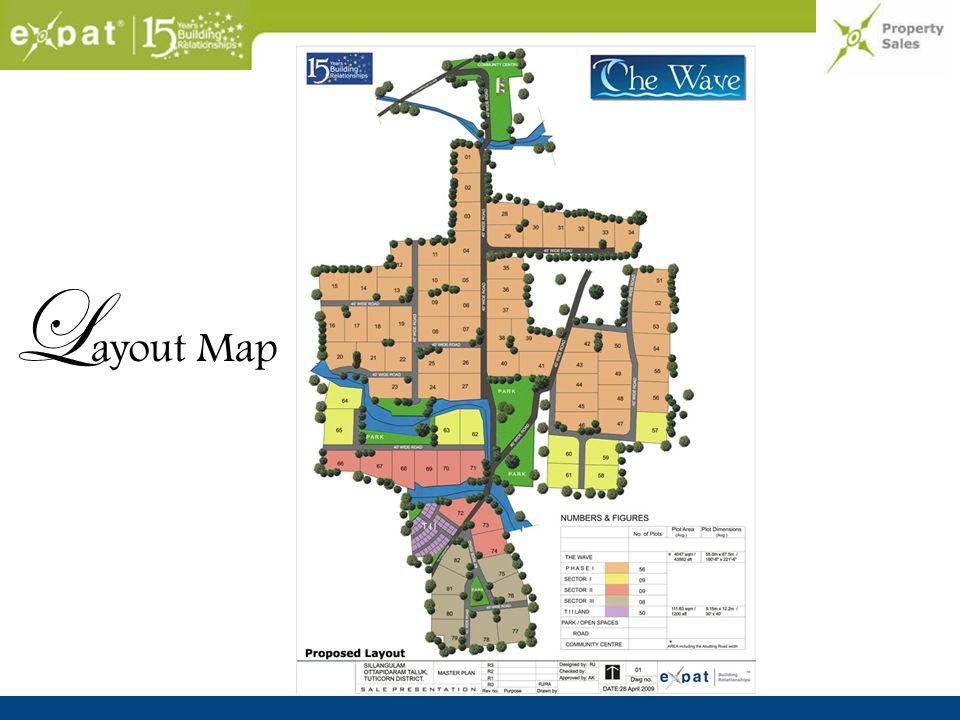L ayout Map