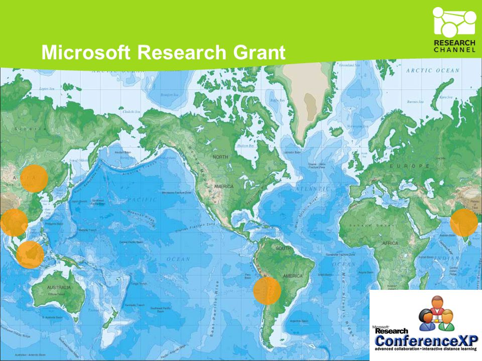 Microsoft Research Grant