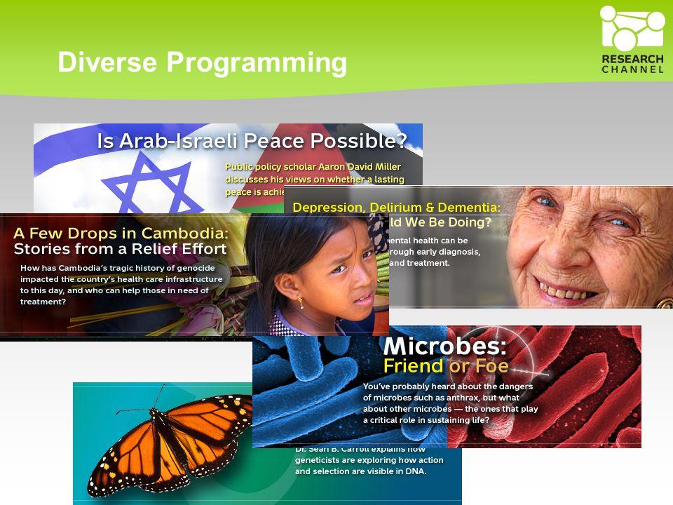 Diverse Programming