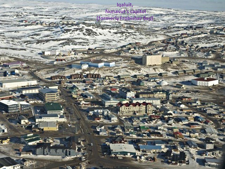 Nunavut Northwest Territories Yukon