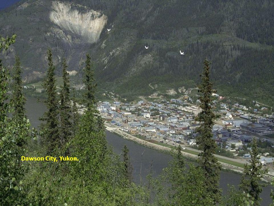 Whitehorse, Capital of Yukon