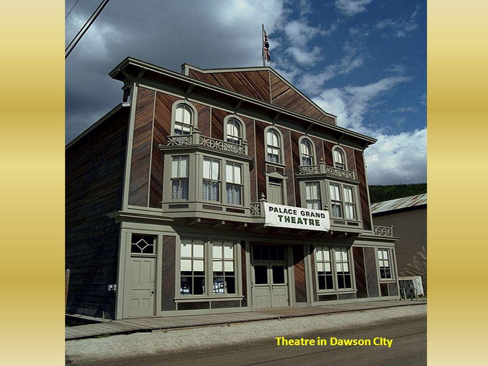 Downtown Dawson City Hotel