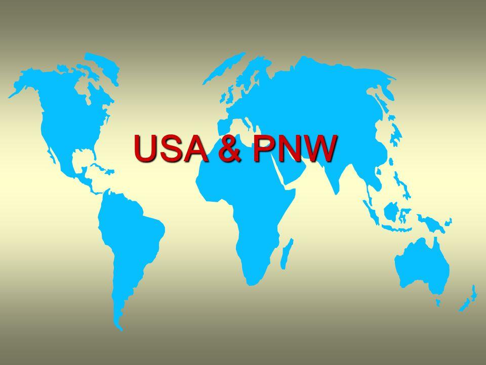 USA & PNW