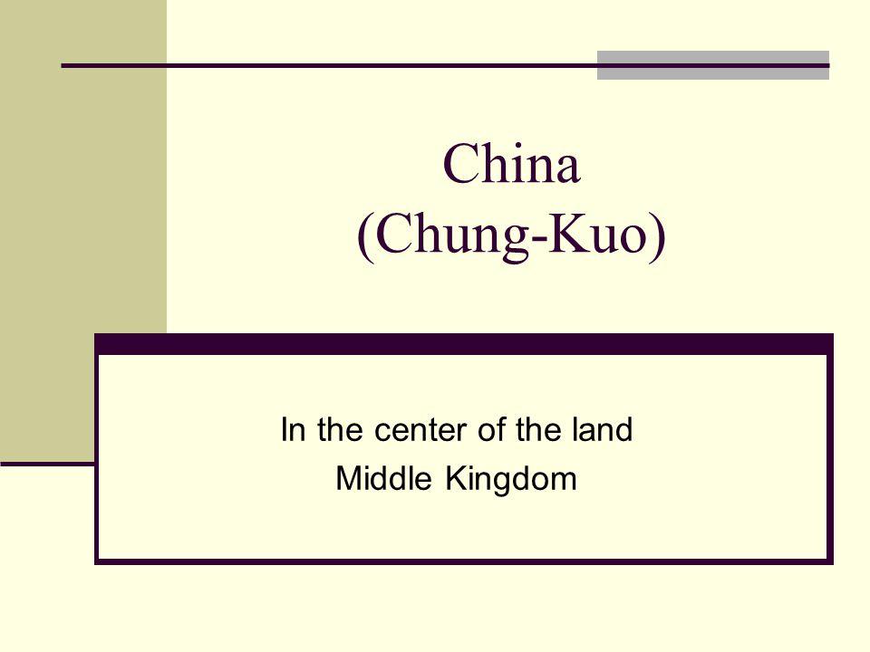 China has 23 centuries of enduring civilization.
