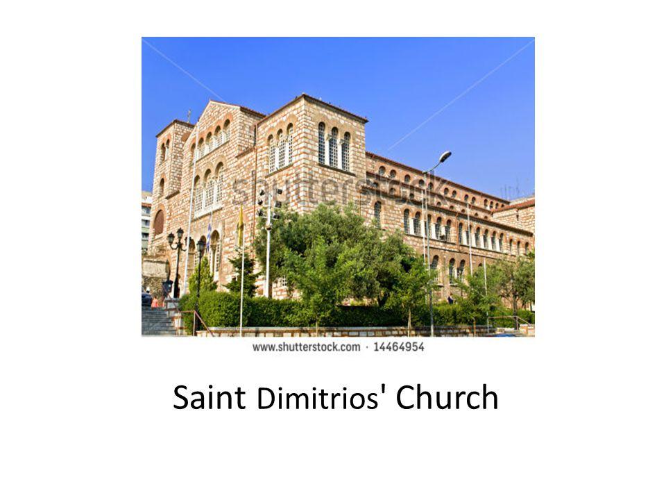 Saint Dimitrios ' Church