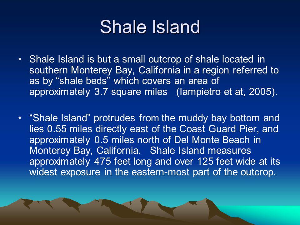 Location of Shale Island Source: Google Earth