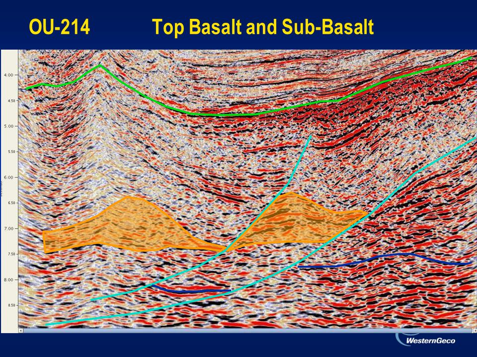 OU-214 Top Basalt and Sub-Basalt