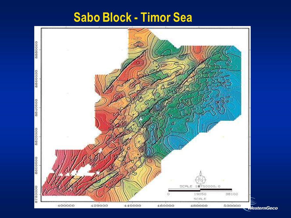 Sabo Block - Timor Sea