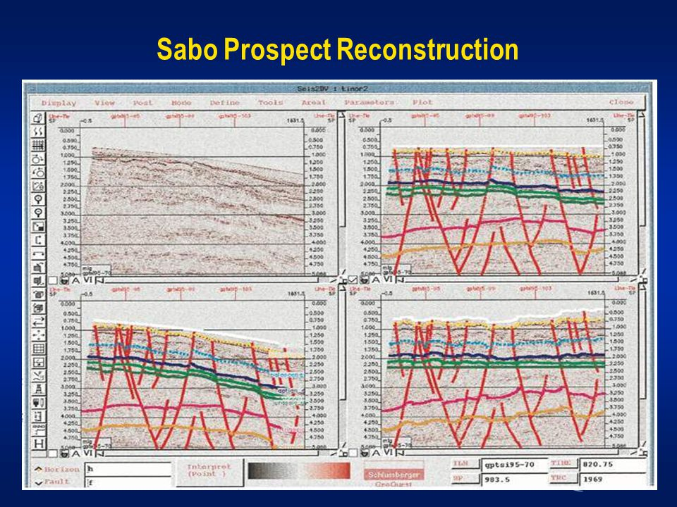 Sabo Prospect Reconstruction