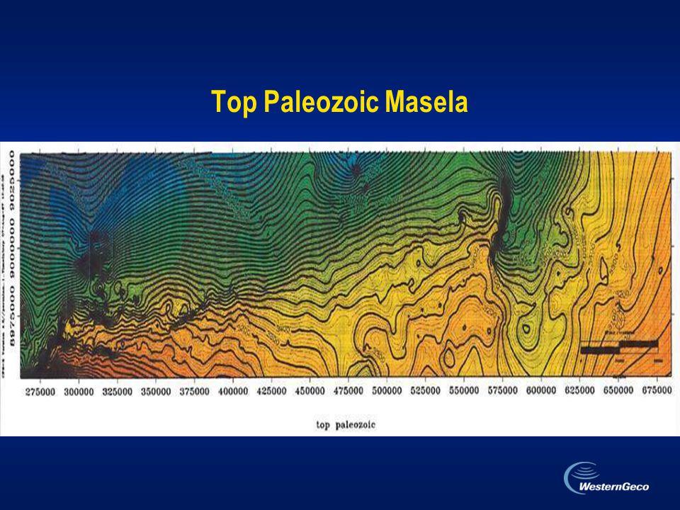 Top Paleozoic Masela