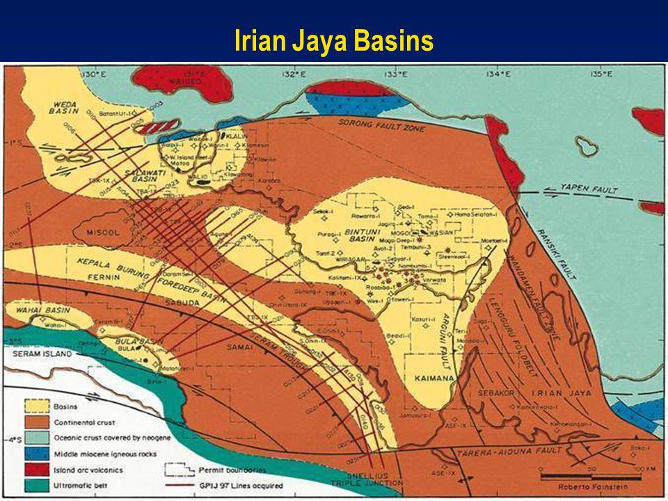 Irian Jaya Basins