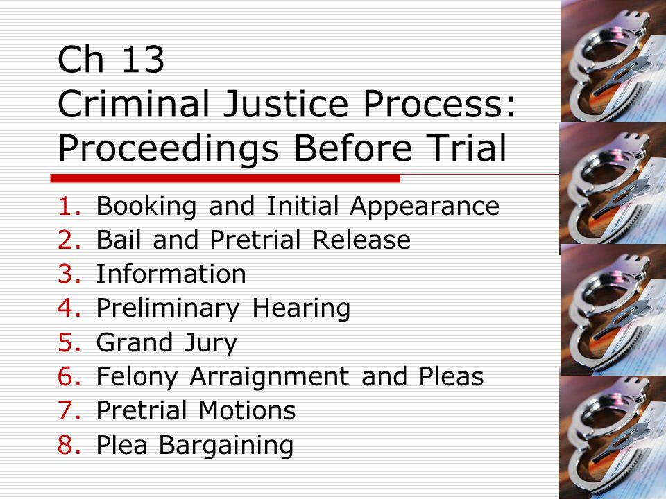 1.Should plea bargaining be allowed.