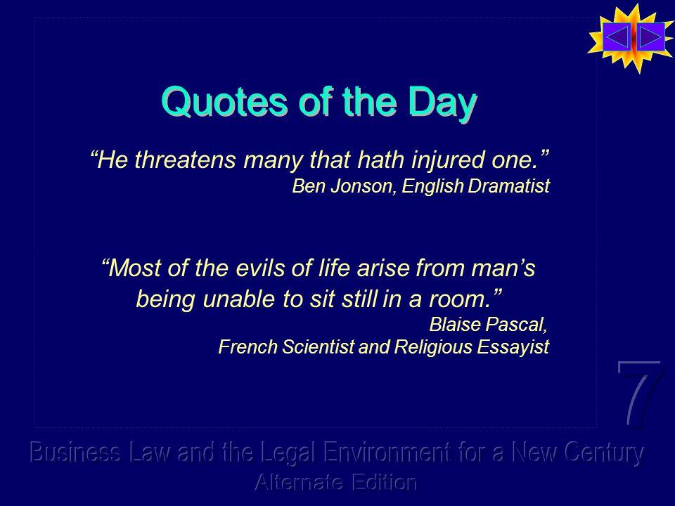 Civil Law vs.