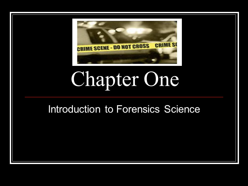 Chapter 1 Kendall/Hunt Publishing Company10 Major Developments in Forensic Science History  1859—Gustav Kirchhoff and Robert Bunsen developed the science of spectroscopy.