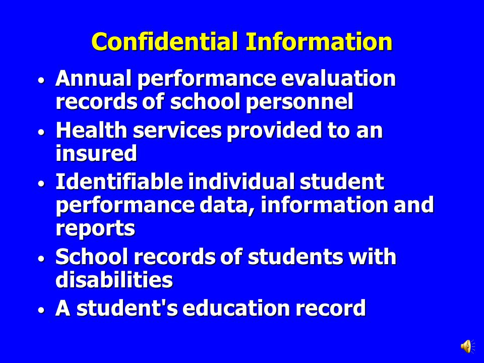 Confidential Information Unethical conduct includes but is not limited to: 3.