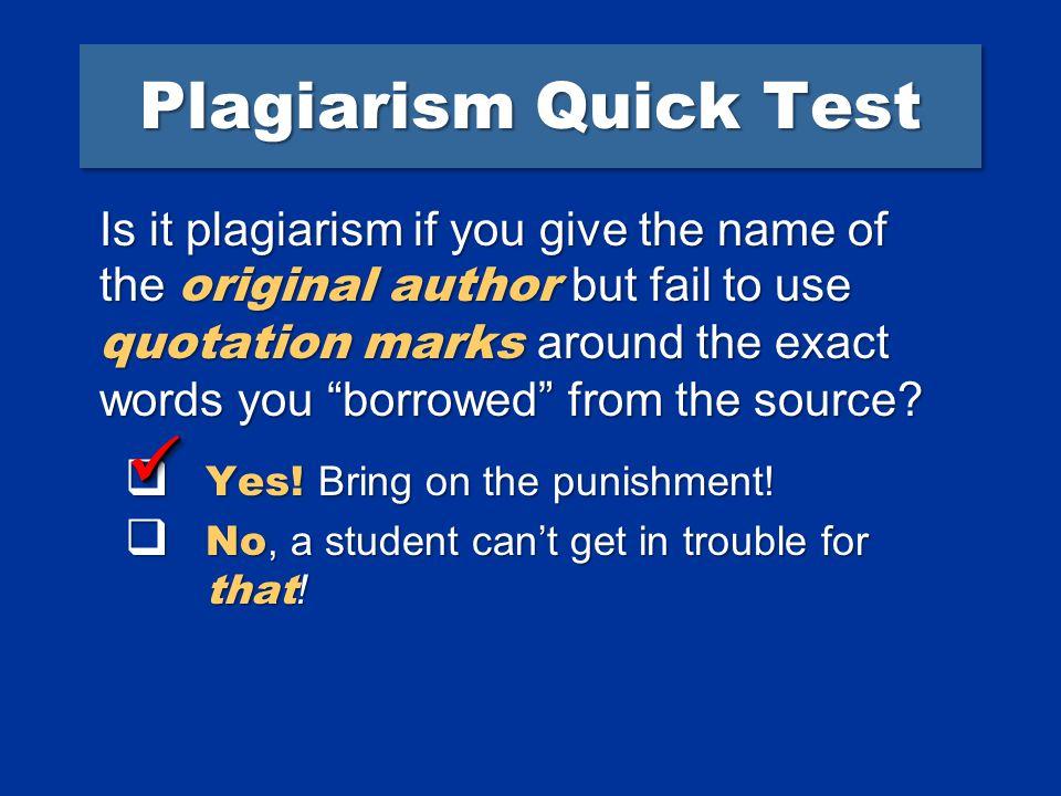 PlagiarismPlagiarism Crime CrimeandPunishment