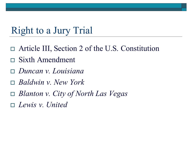 Twelve-Member Jury Requirement  Thompson v.