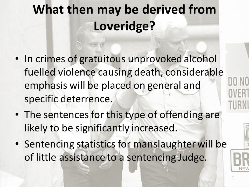 What then may be derived from Loveridge.