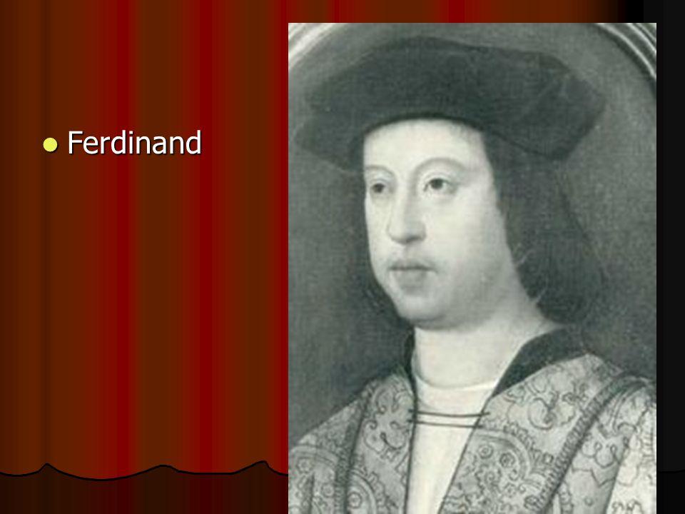 Ferdinand Ferdinand