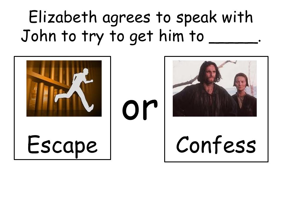 Why does John not want the confession hung on the church door.