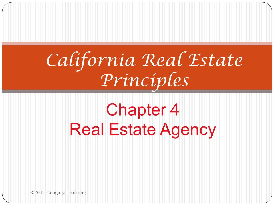 Chapter 4 1.Define agency and list the 3 ways an agency may be created.