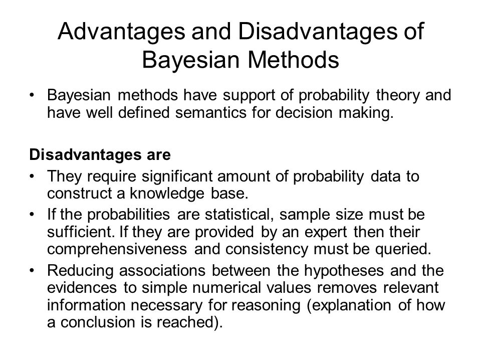 Reasoning with Certainty Factors During the development of MYCIN, researchers developed certainty factors formalism for the following reasons: The medical data lacks large quantities of data and/or the numerous approximations required by Bayes theorem.