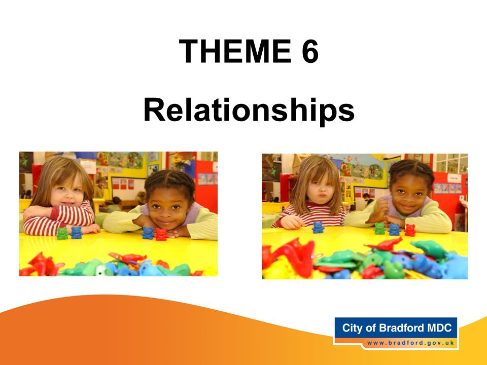 Staffroom activities a Key areas: Exploring loss and other feelings within close relationships.