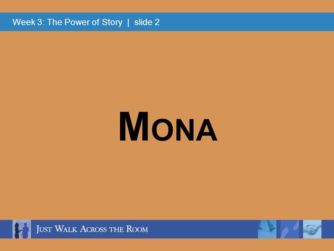 Week 3: The Power of Story | slide 3 S UPER B OWL