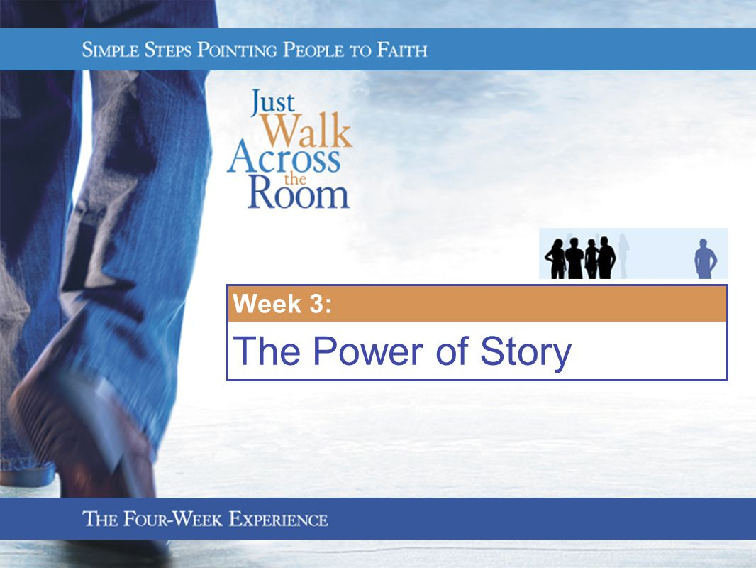Week 3: The Power of Story