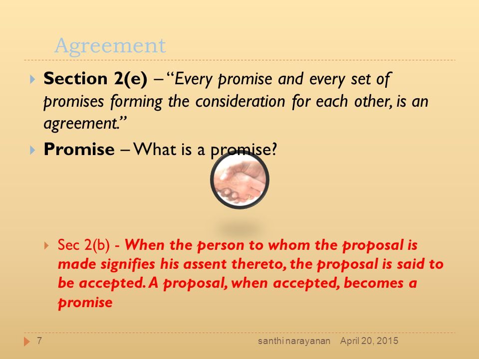 Meaning  A contract is said to have performed when the parties to the contract either perform or offer to perform their respective promises.