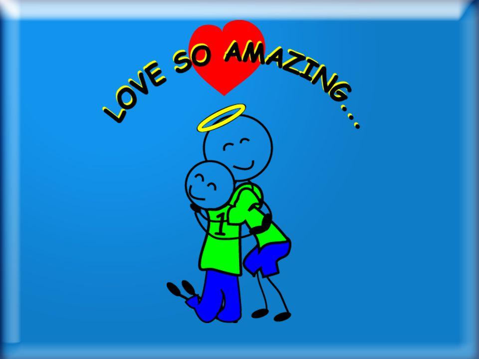 I LOVE GOD! FORGIVENESS