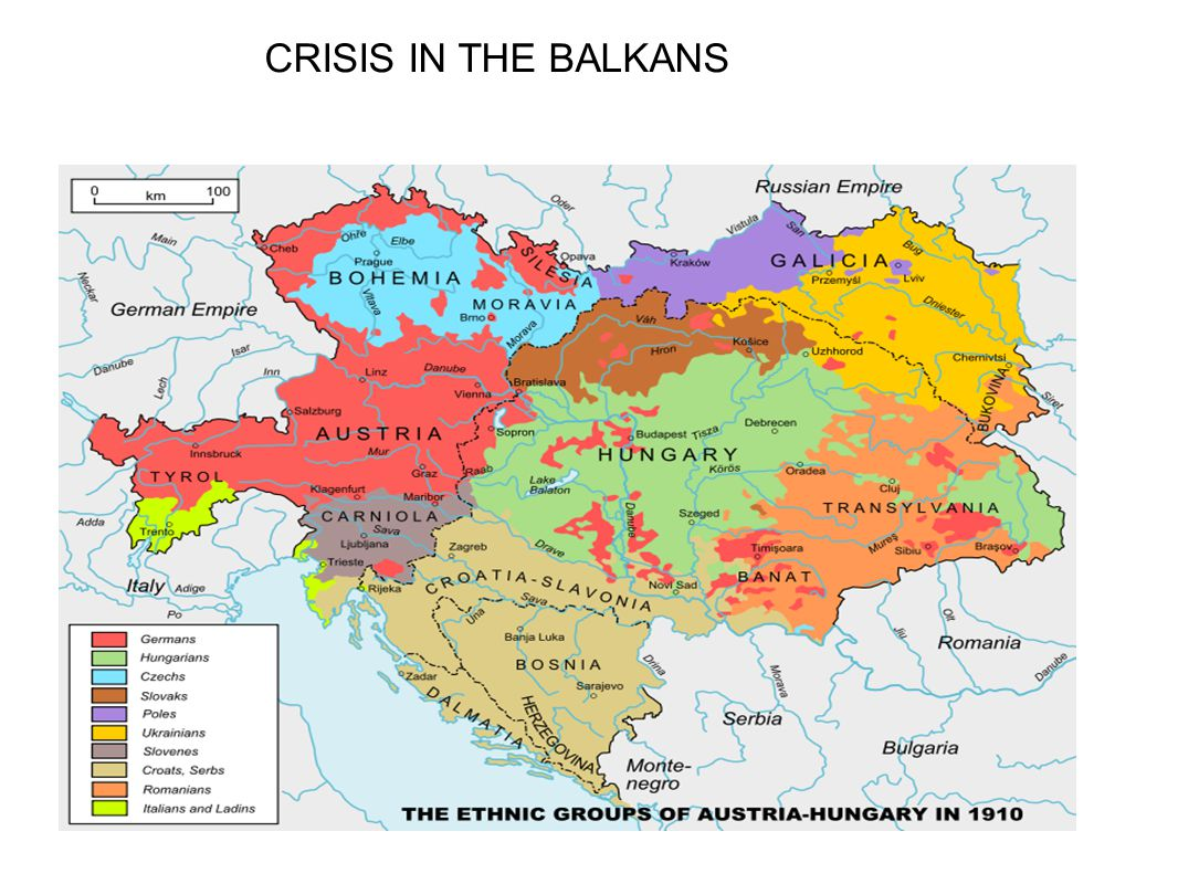 CRISIS IN THE BALKANS