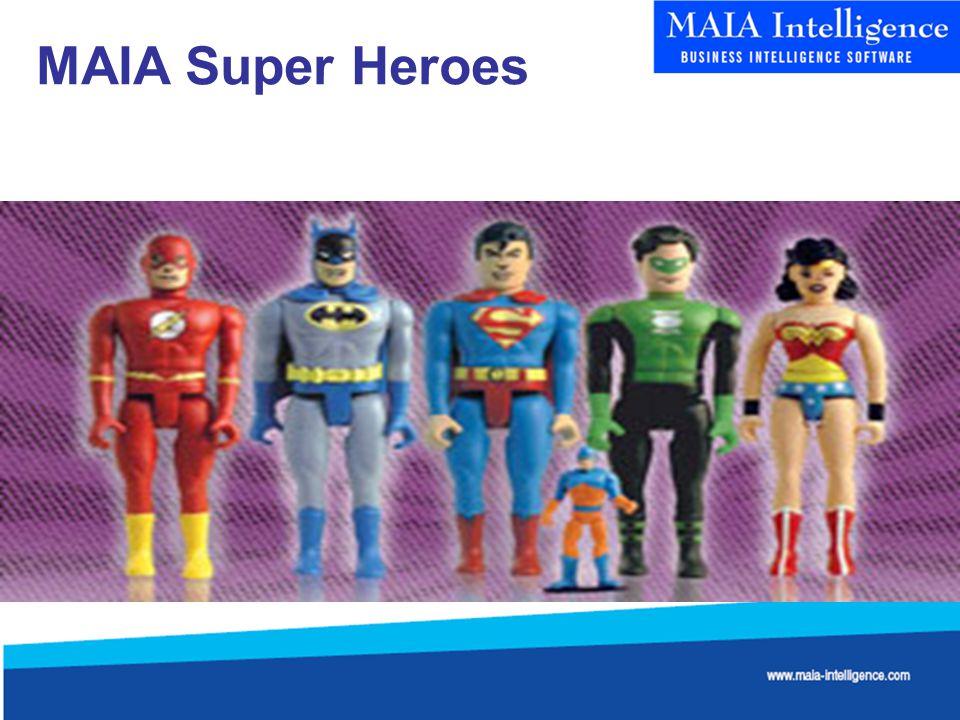MAIA Super Heroes