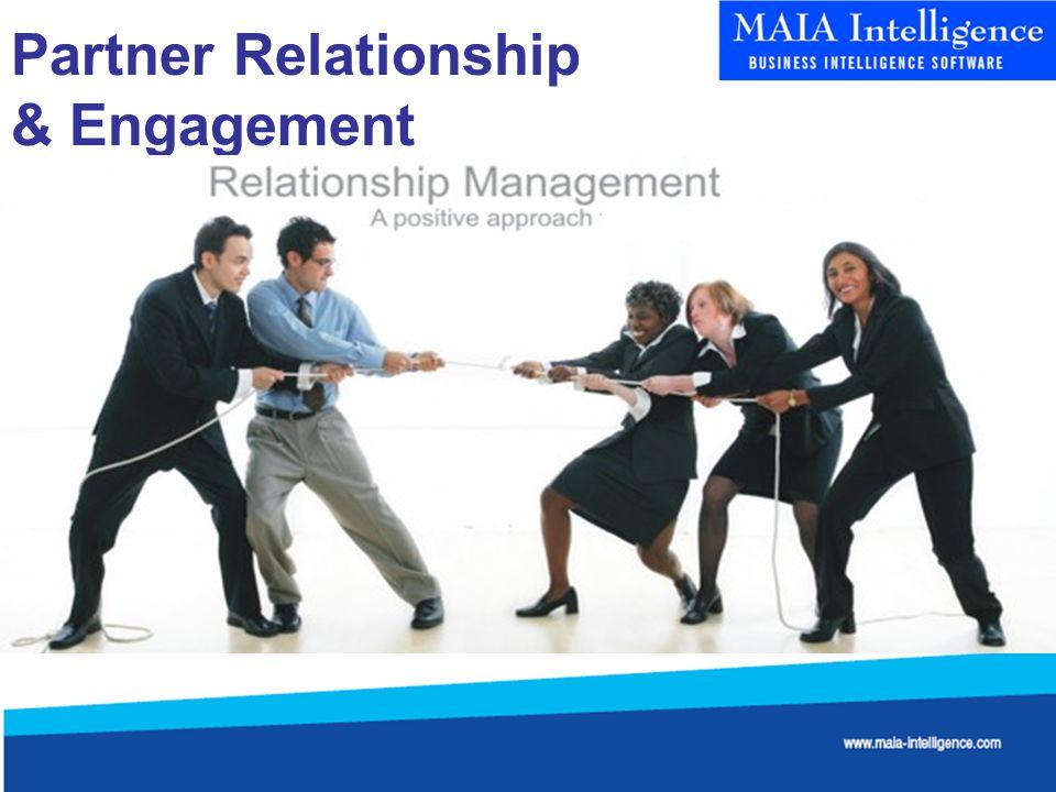 Partner Relationship & Engagement