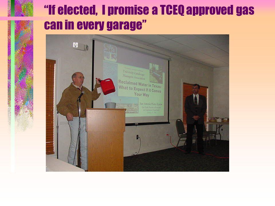 Ken Diehl, Poopie water expert, San Antonio Water System