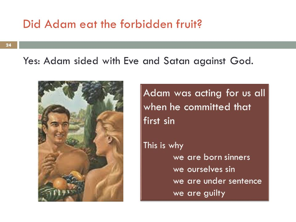 How did Satan deceive Eve? 23 Hmm, is God really good? Hmm, is God really truthful? Hmm, we could be like gods! Hmm, this fruit looks very tasty.. He