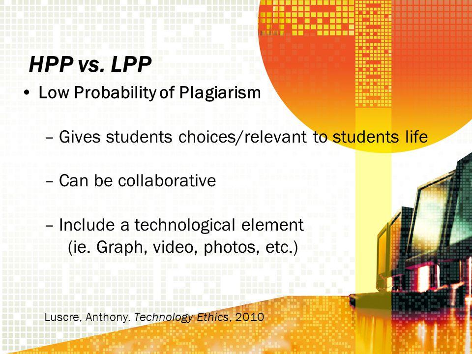 HPP vs.