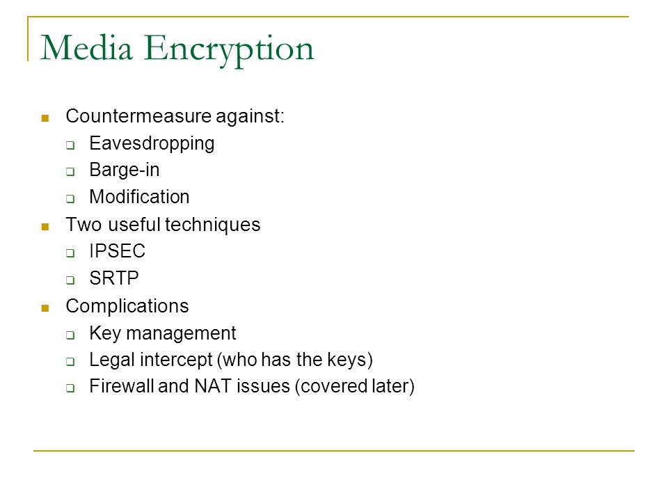 SIP Encryption: TLS RTP Mutual TLS Authentication a.com b.com
