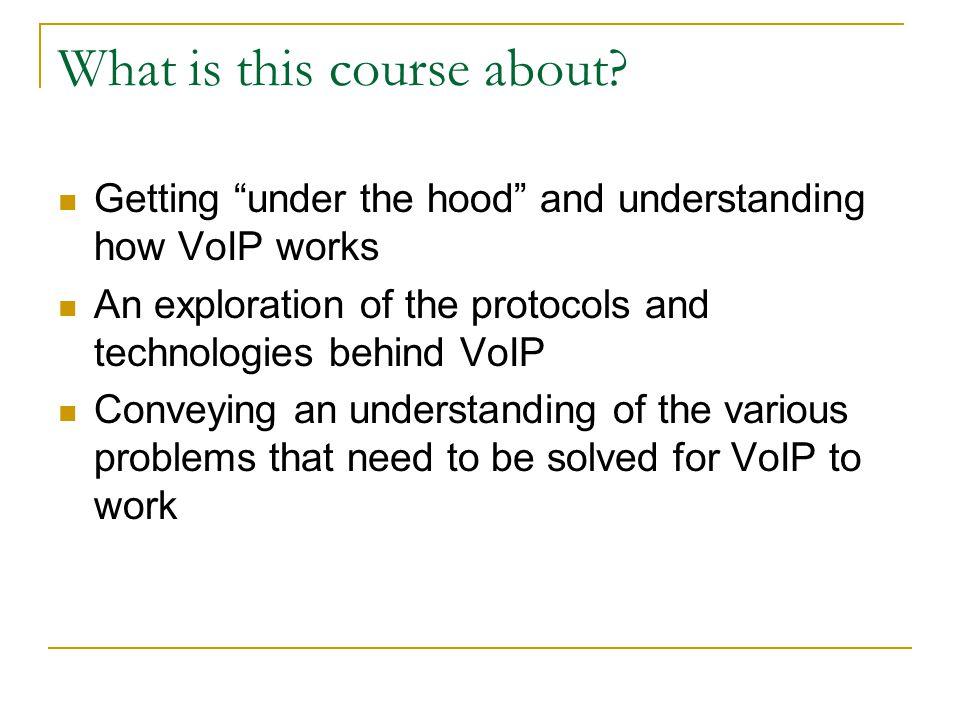 Understanding VoIP Dr. Jonathan Rosenberg Chief Technology Strategist Skype