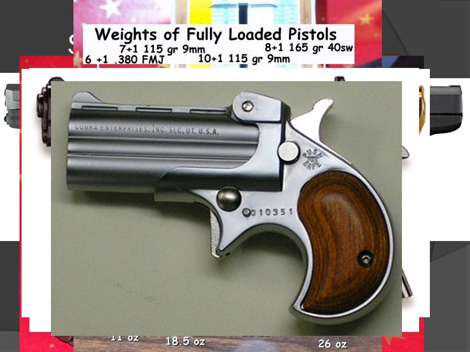 Selection of a Handgun