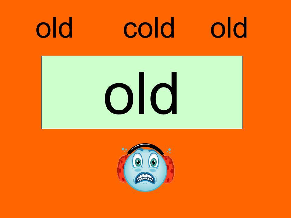 oldcoldold old