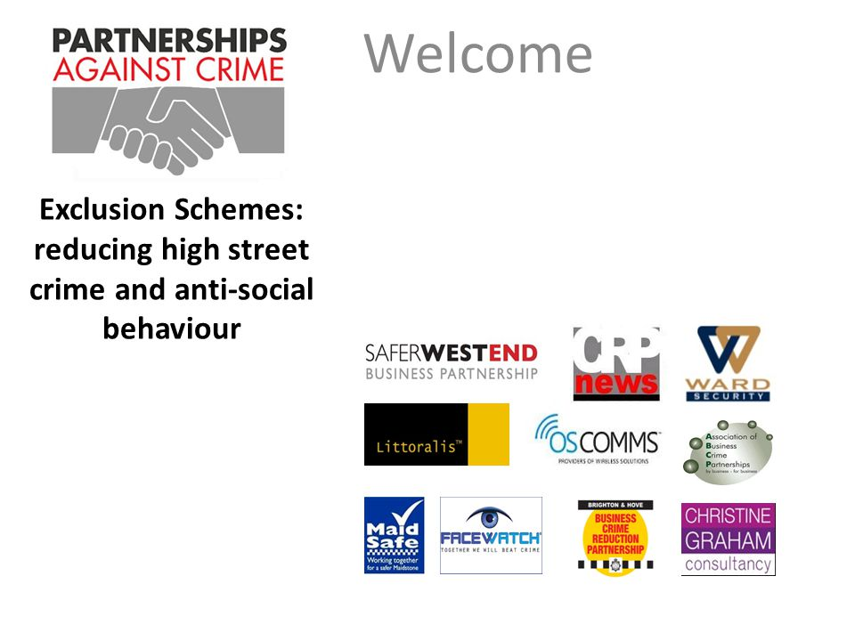 Partnerships in Practice Exclusion Notice Scheme Financial challenges Maximising engagement