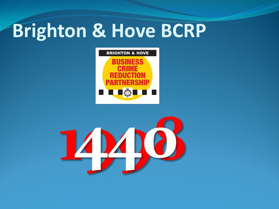 Brighton & Hove BCRP 1998 440