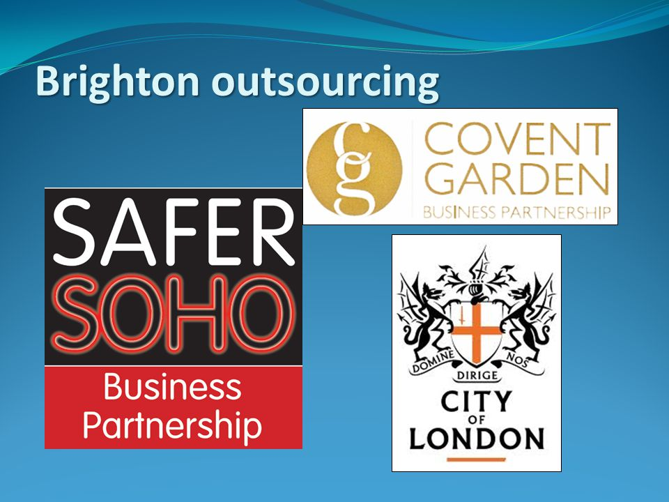 Brighton outsourcing